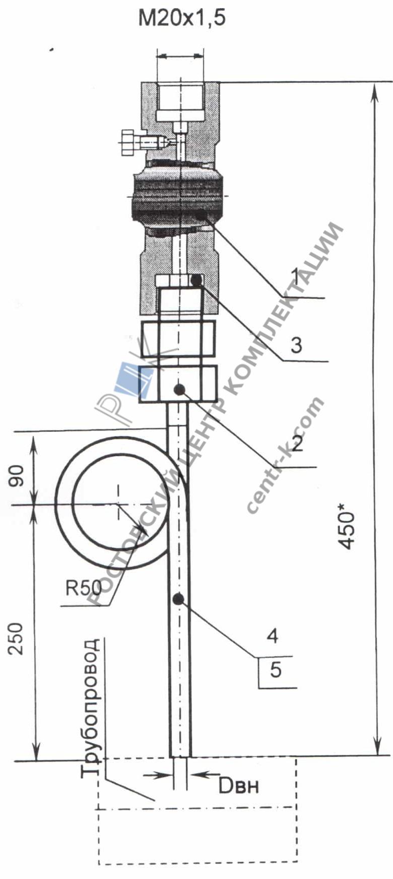 ЗК14-2-1-2009 (МК1,6-130П) 11б38бк ст.20